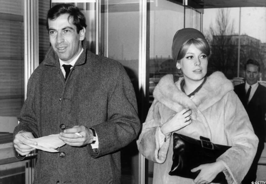 Avex Roger Vadim en 1963