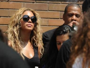 Beyoncé et Jay-Z manifestent pour Trayvon Martin