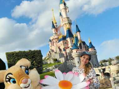 Ingrid Chauvin à Disneyland Paris
