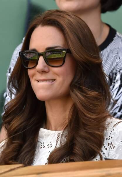 Kate sous pression