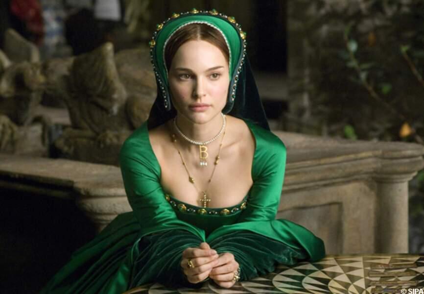 Natalie Portman dans Deux soeurs pour un roi