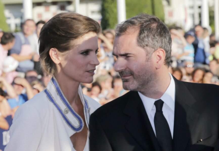 Helene Fillieres et Xavier Giannoli