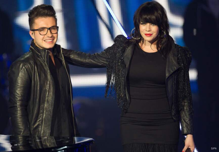 Olympe et Alex Hepburn, magnifique duo