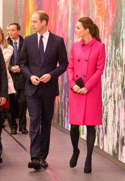 Kate et William visitent le musée du mémorial dédié aux victimes du 11 septembre