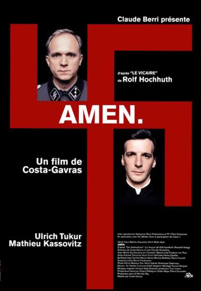 Amen, de Costa-Gavras, 2001