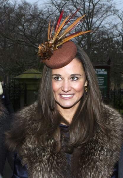 Mariage de ses amis Alexander Roupell et Emma Lounge en décembre 2012