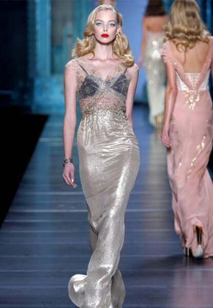 John Galliano lui consacre sa collection printemps/été 2010 chez Christian Dior