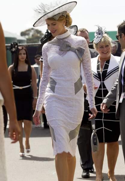Le morphotype Galilée, comme Nicole Kidman ou Uma Thurman...