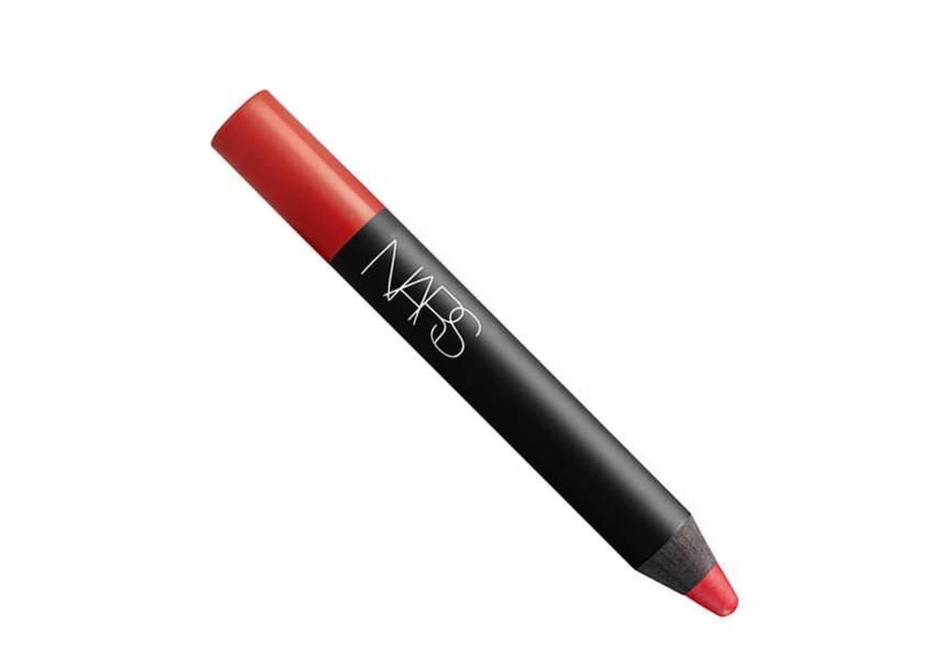Crayon à lèvres Velours Mat, Velvet Matte Lip Pencil, Nars, 25€