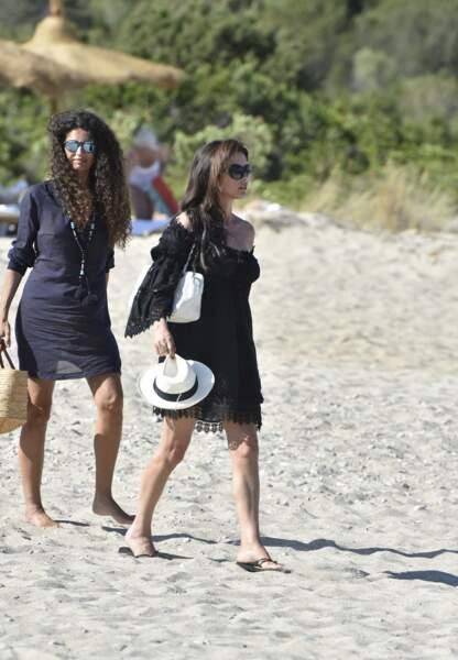 Catherine Zeta-Jones en Italie