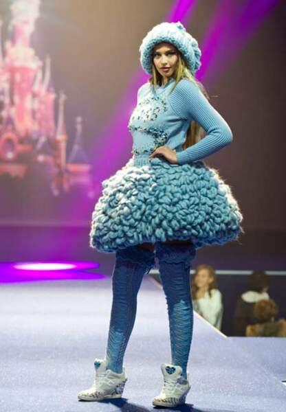 Une robe légère et fantaisiste