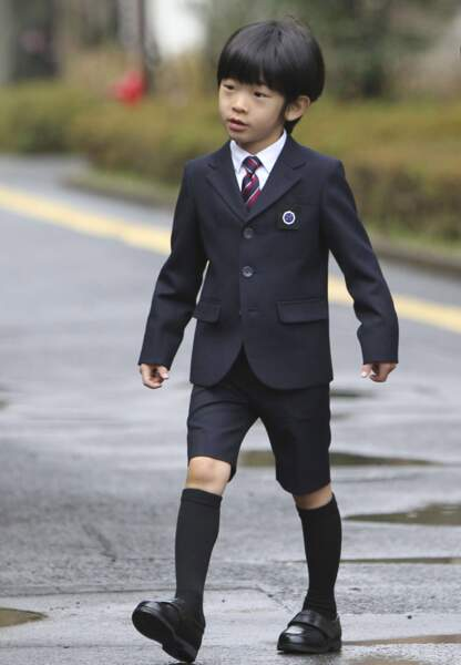 Prince Hisahito d'Akishino (06/09/2006)