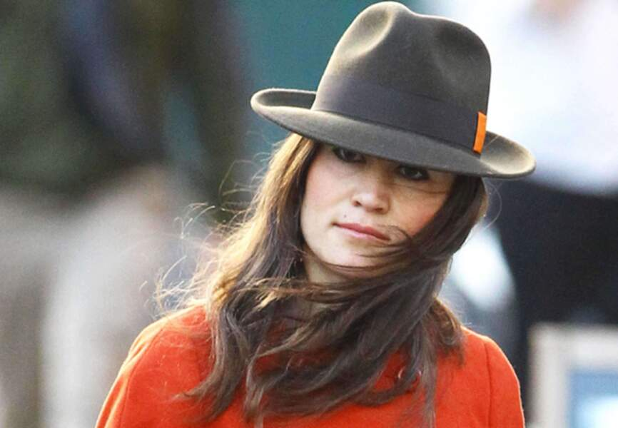 Pippa Middleton janvier 2012