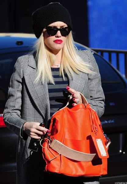 La chanteuse Gwen Stefani