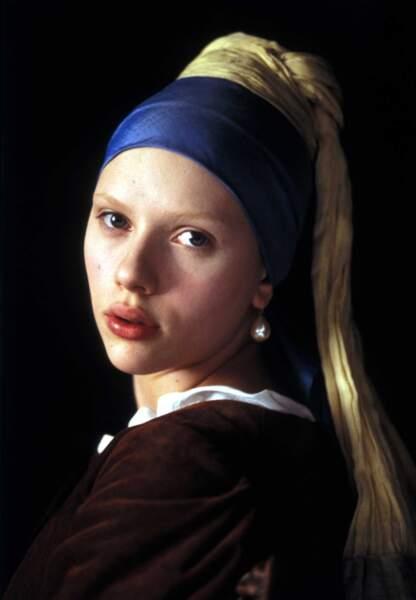 La jeune fille à la perle, 2003
