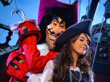 Les stars fêtent Halloween à Disneyland