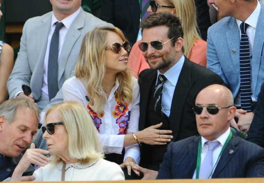 Bradley Cooper et Suki Waterhouse