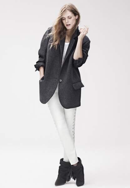 Malgosia Bela en Isabel Marant pour H&M