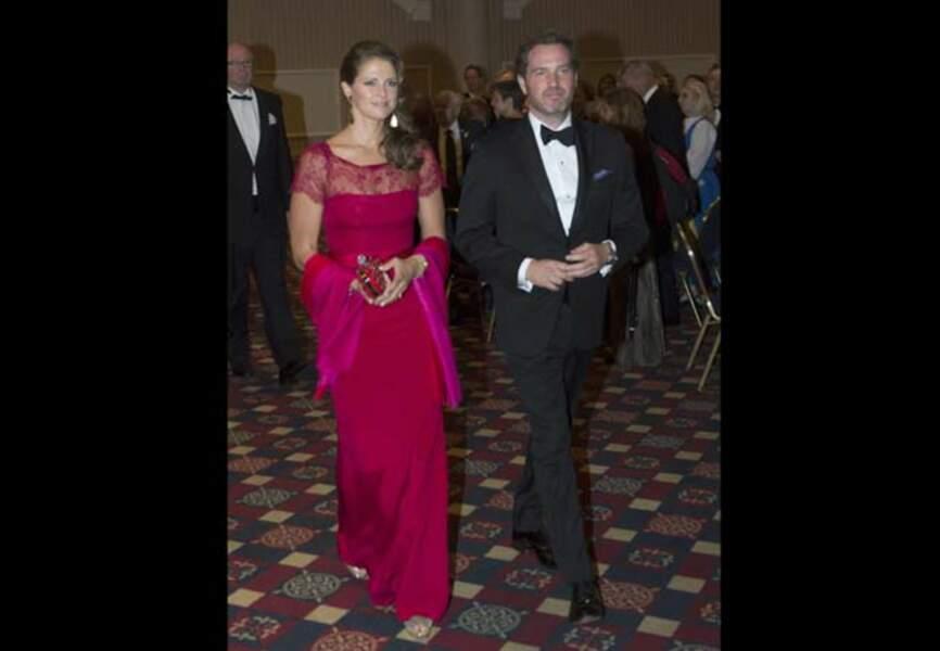Dîner de Gala pour le 375e anniversaire de la Nouvelle-Suède, à Willmington