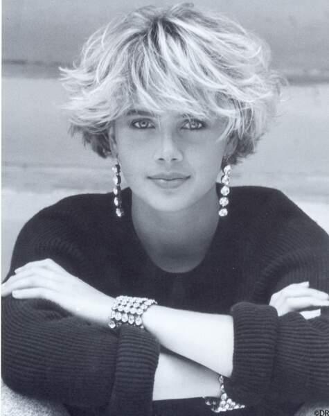 La révolution du blond californien, en 1983.