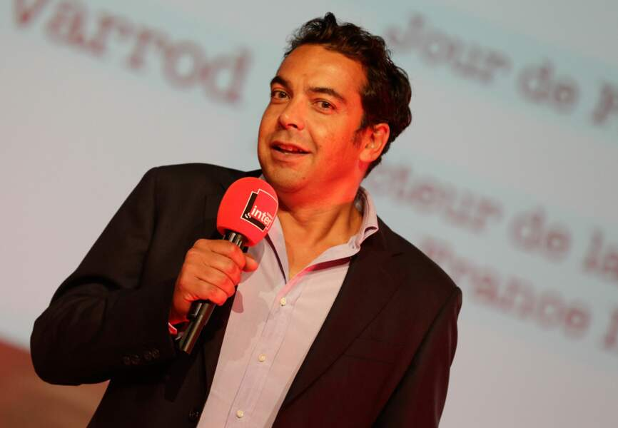 Patrick Cohen (France inter) perd  150.000 fidèles par rapport à novembre/décembre 2013,