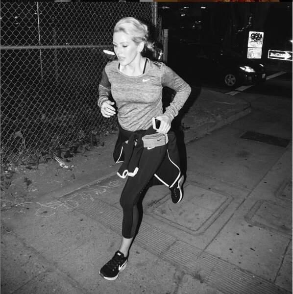 Ellie Goulding pour Nike
