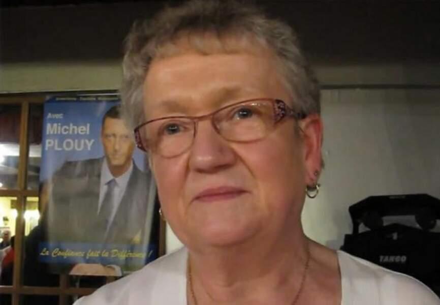 Danièle Hamidou-Ducatel, la mère de Dany Boon se présente à Armentières