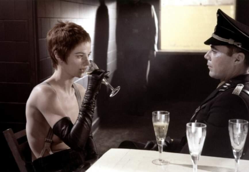 Portier de Nuit de Liliana Cavani avec Charlotte Rampling