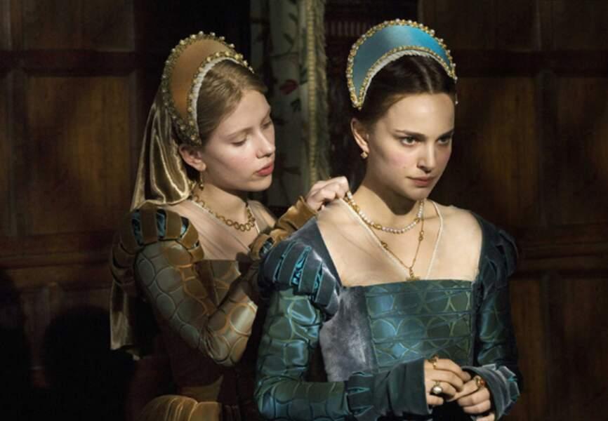 Deux soeurs pour un roi, 2008