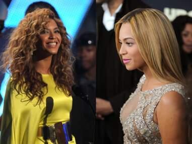 Beauté- Rihanna, Beyoncé : les stars disciplinent leurs frisottis