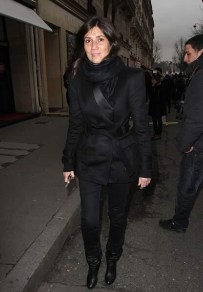 Emmanuelle Alt à la tête du Vogue Paris