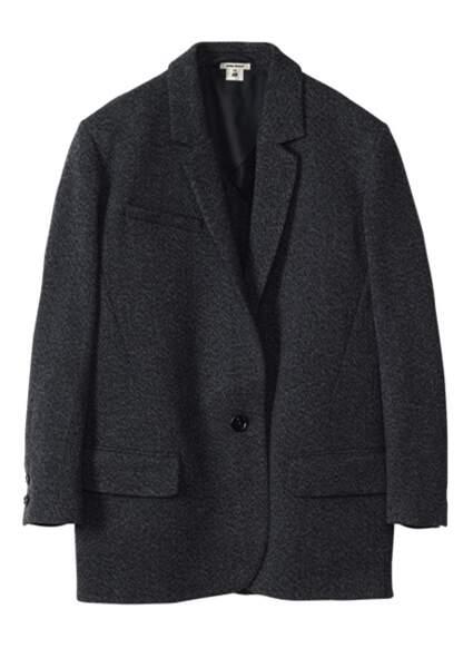 Manteau gris 149€