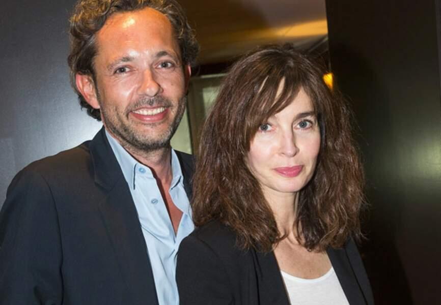 Jean-Philippe Tirel et Anne Parillaud