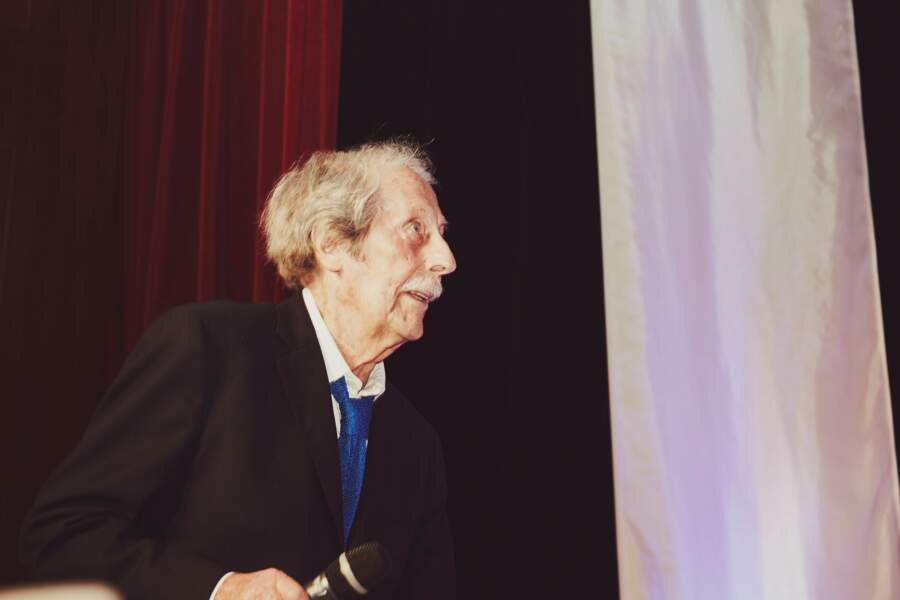 Jean Rochefort président du jury