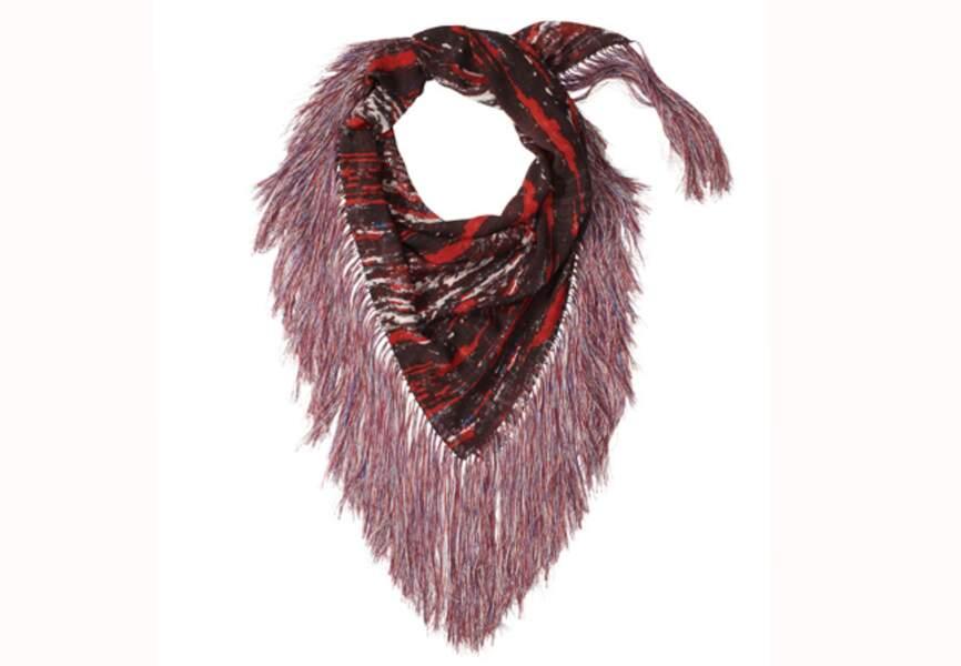 Foulard en soie 39,95€