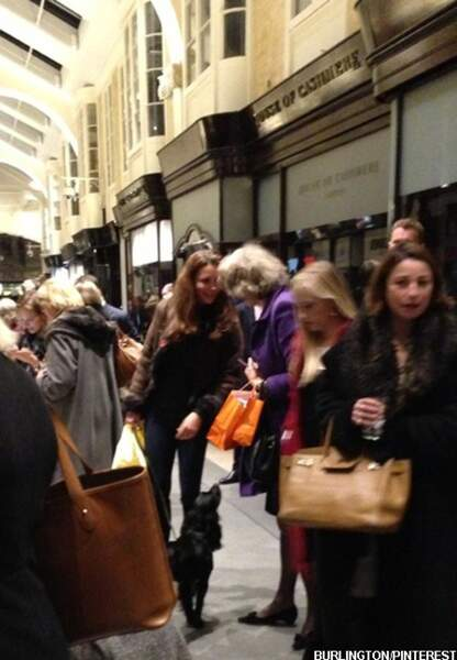 Shopping londonien