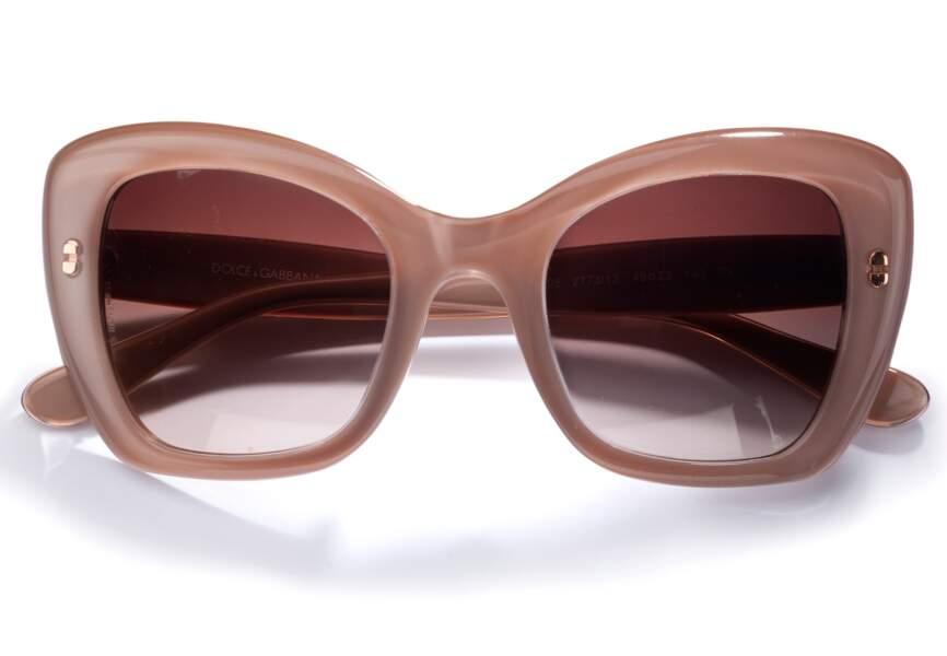Lunettes, Dolce & Gabbana Eyewear, 135€