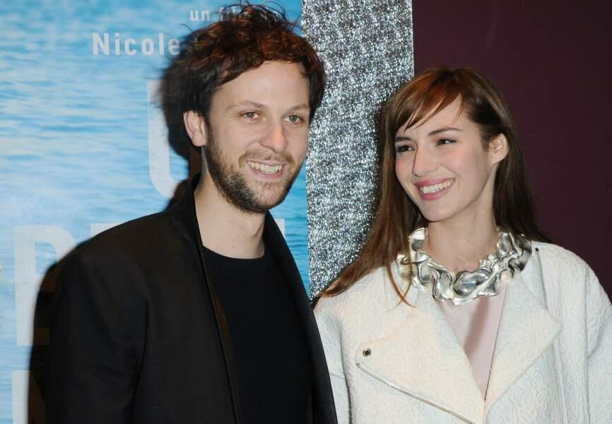 Pierre Rochefort et Louise Bourgoin