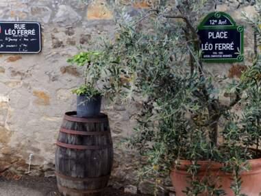Visite Domaine Léo Ferré