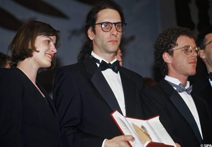 Les frères Coen cartonnent avec Barton Fink, palme d'or et prix de la mise en scène en 1991