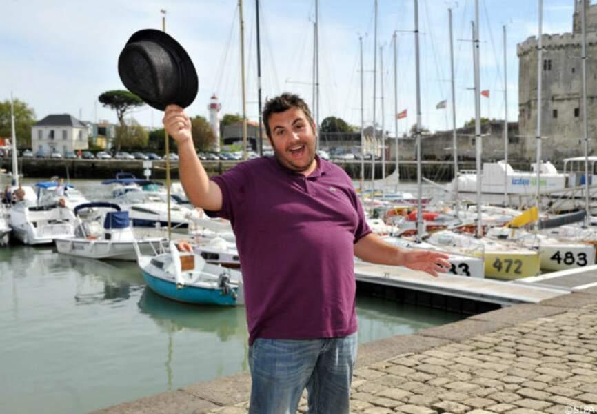 Laurent Ournac gagne 90 000 euros par épisode