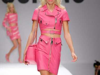 Milan Fashion Week, Les muses plastiques de Moschino par Jeremy Scott
