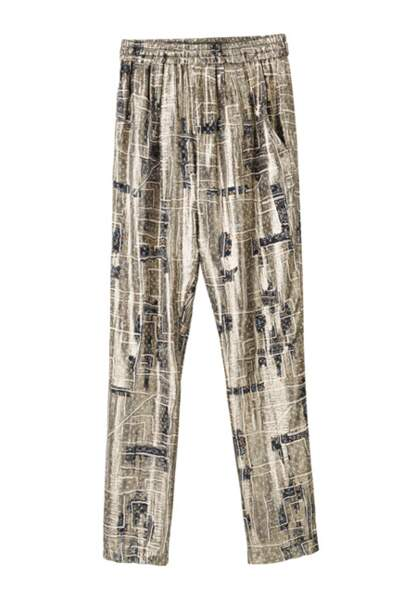 Pantalon lamé 79,95€