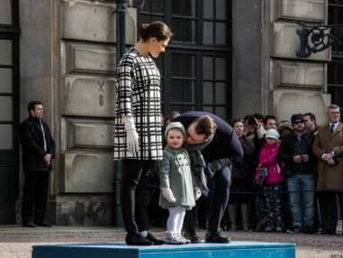 Photos - Estelle de Suède vole la vedette à Victoria