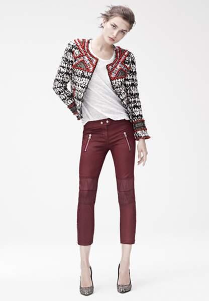 Total-look Isabel Marant pour H&M
