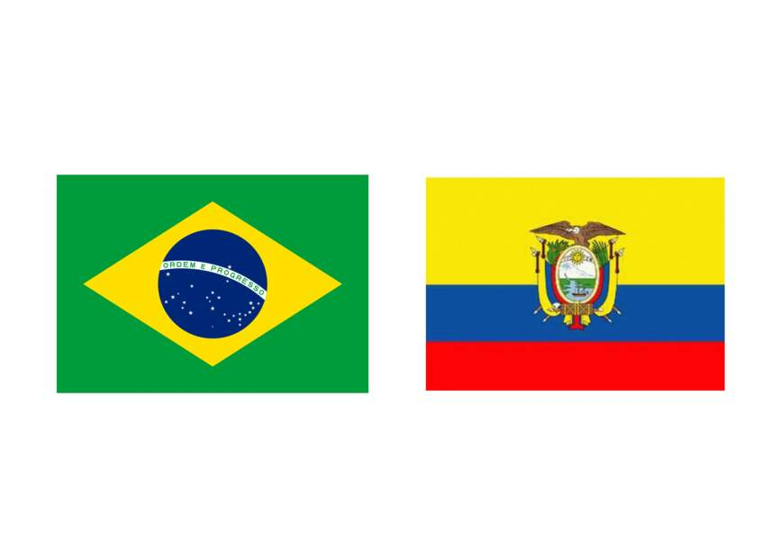 Brésil-Colombie