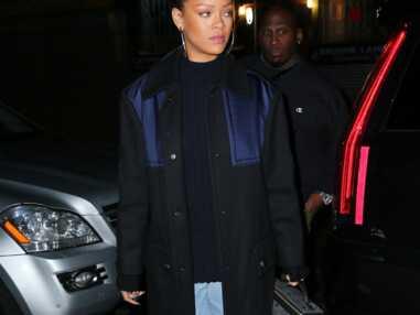 Rihanna, à nouveau à poils