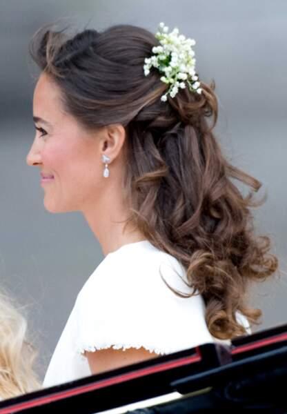 Mariage de sa sœur Catherine et du prince William le 29 avril 2011