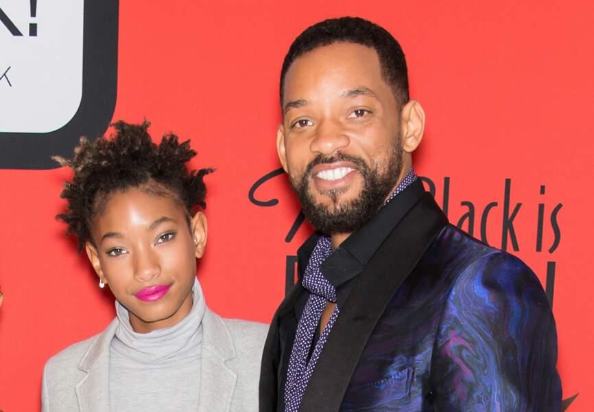 Willow Smith tient beaucoup de son père