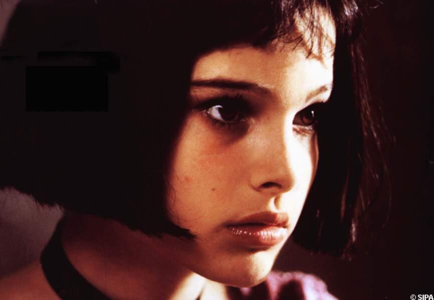 Natalie Portman crève l'écran dans Léon de Luc Besson